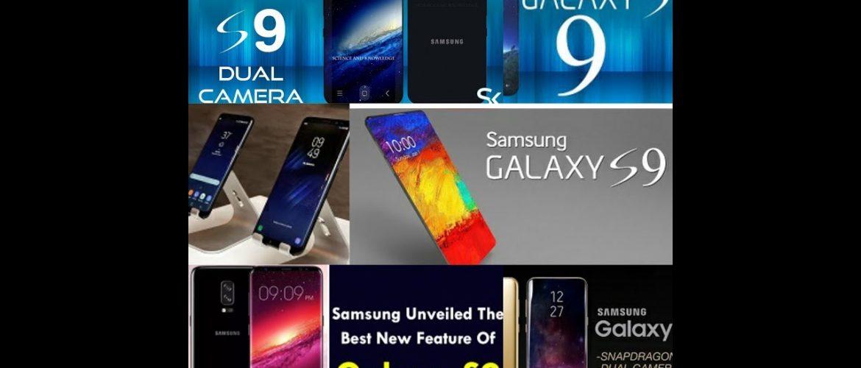 Samsung Galaxy S9 Most Updated Design