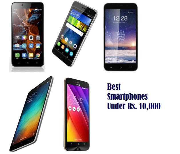 best-smartphones-under-10000