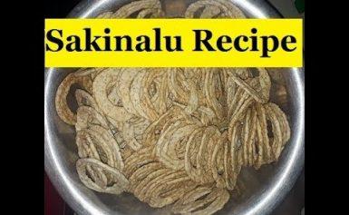Sankranthi Telangana Special Sakinalu